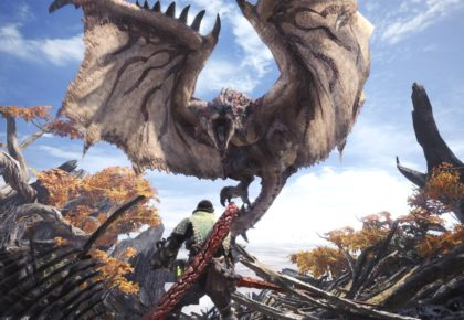 Monster Hunter World – The Age of Steam