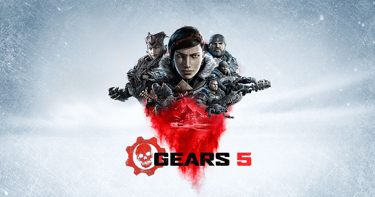 Joystix Plays: Gears 5  – First 15 Mins