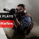 Joystix Plays COD:Modern Warfare on PC – First 30 Mins