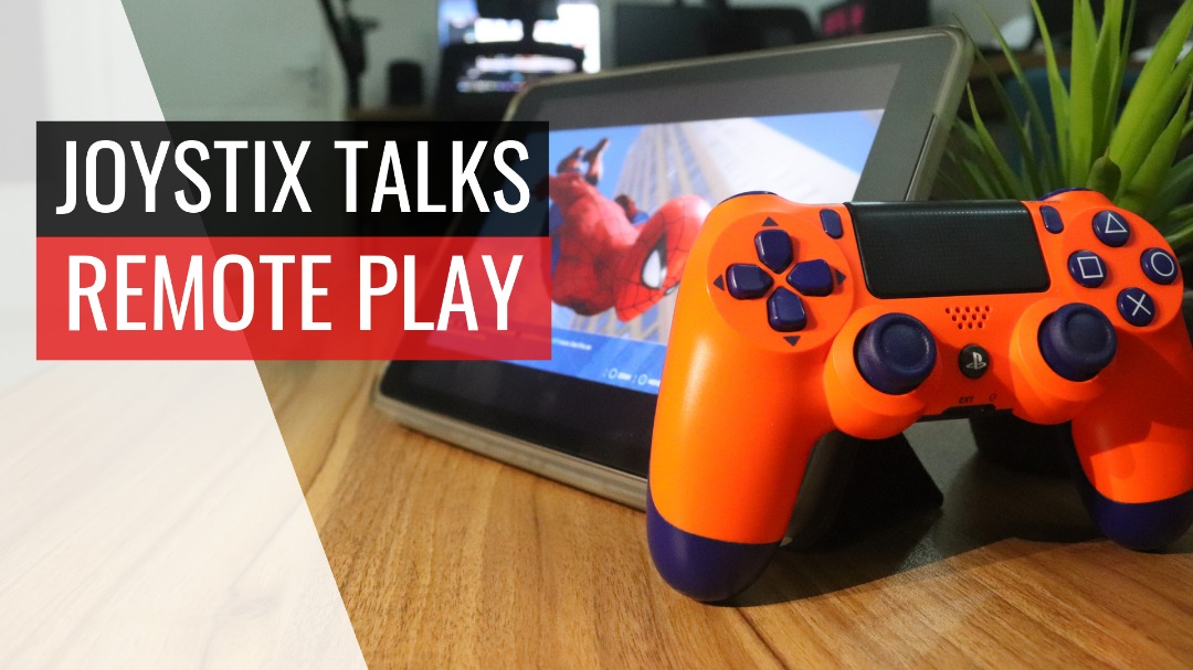 Joystix talks remote play update for iOS and Android